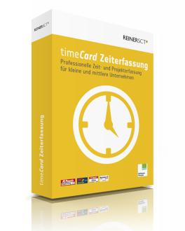 timeCard Zeiterfassung | Wensauer Com-Systeme GmbH