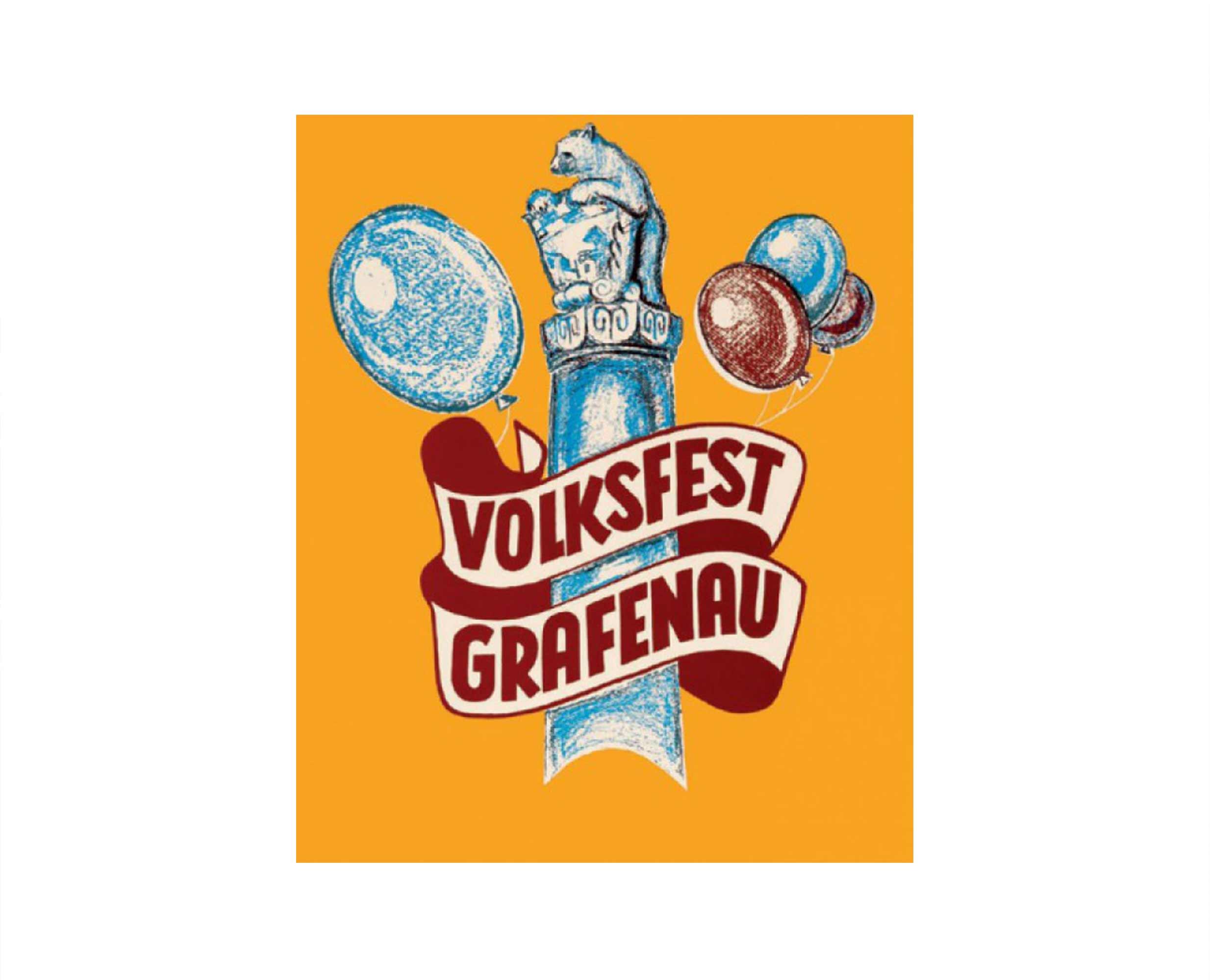 Sponsoring Volksfest Grafenau | Wensauer Com-Systeme GmbH