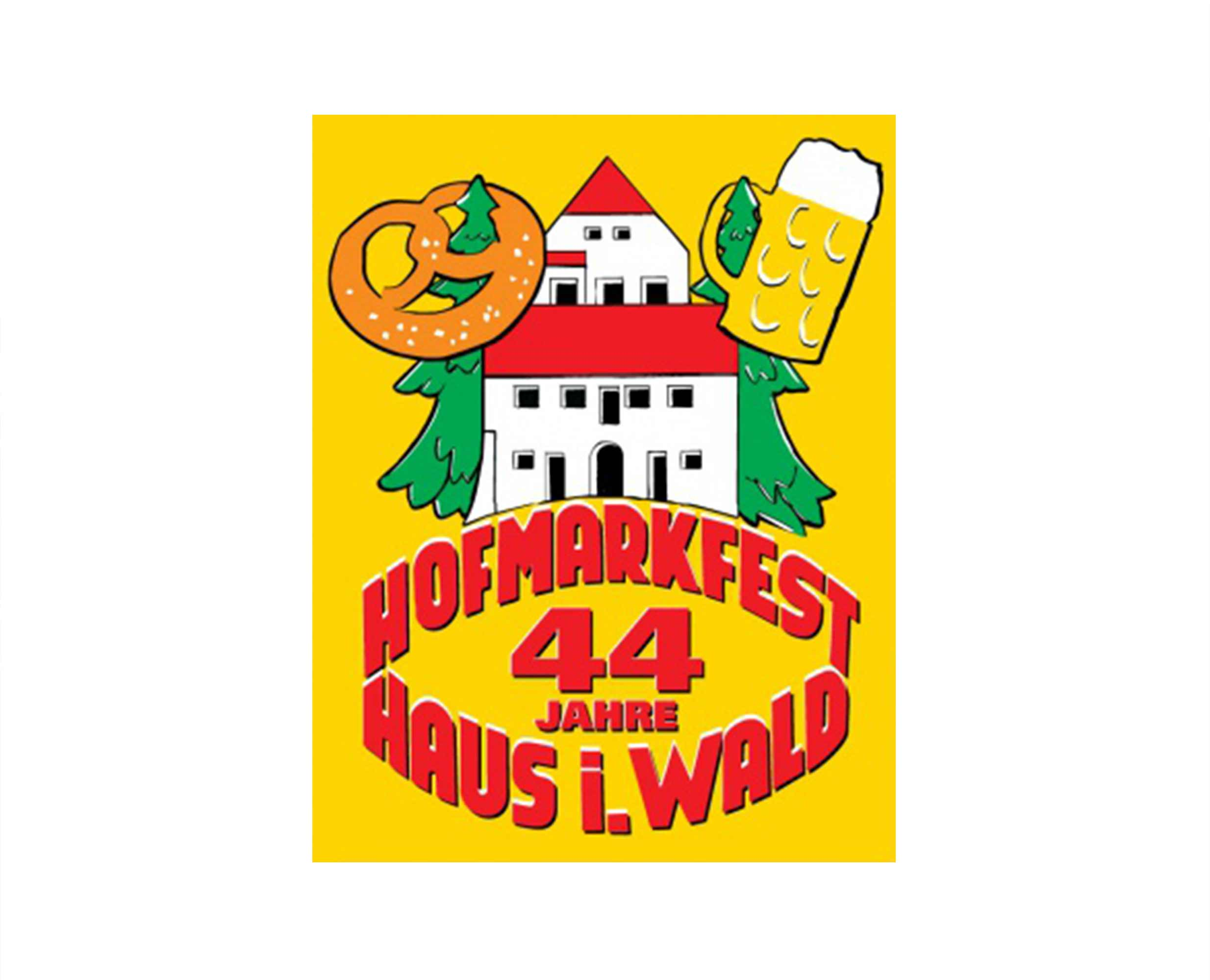 Sponsoring Hofmarkfest Haus i. Wald | Wensauer Com-Systeme GmbH
