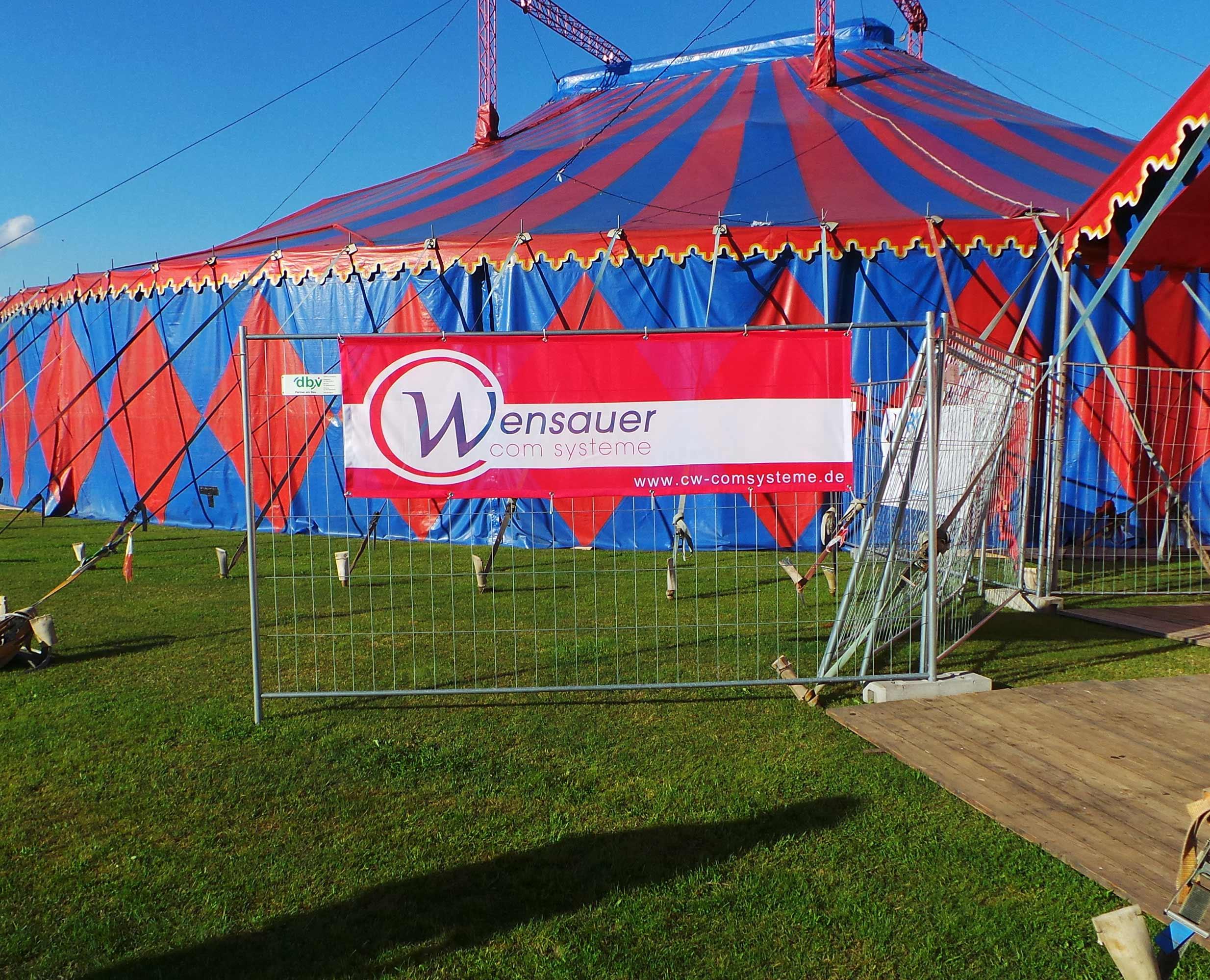 Sponsoring Rockfestival Lichteneck | Wensauer Com-Systeme GmbH