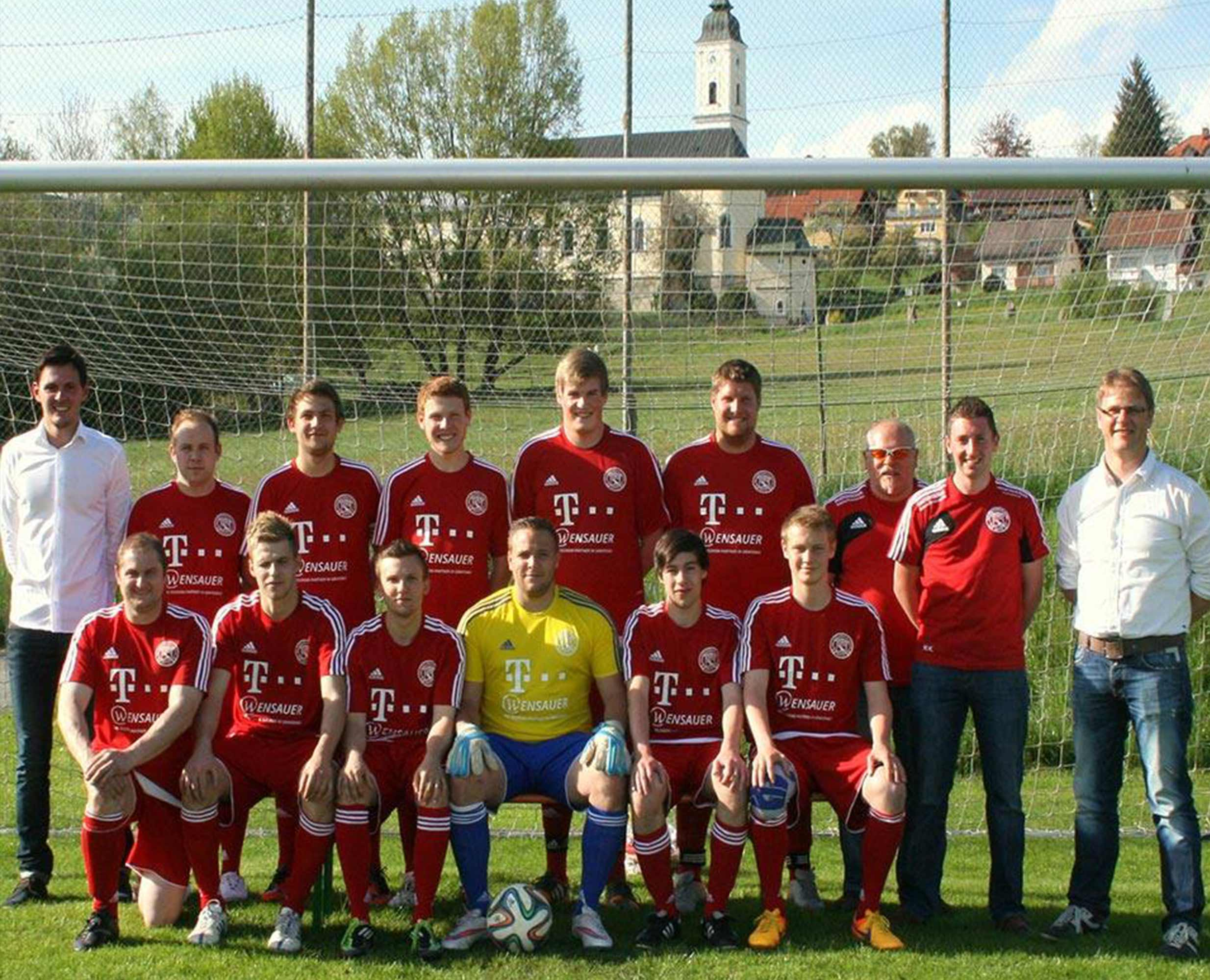 Sponsoring DJK-SV St. Oswald | Wensauer Com-Systeme GmbH