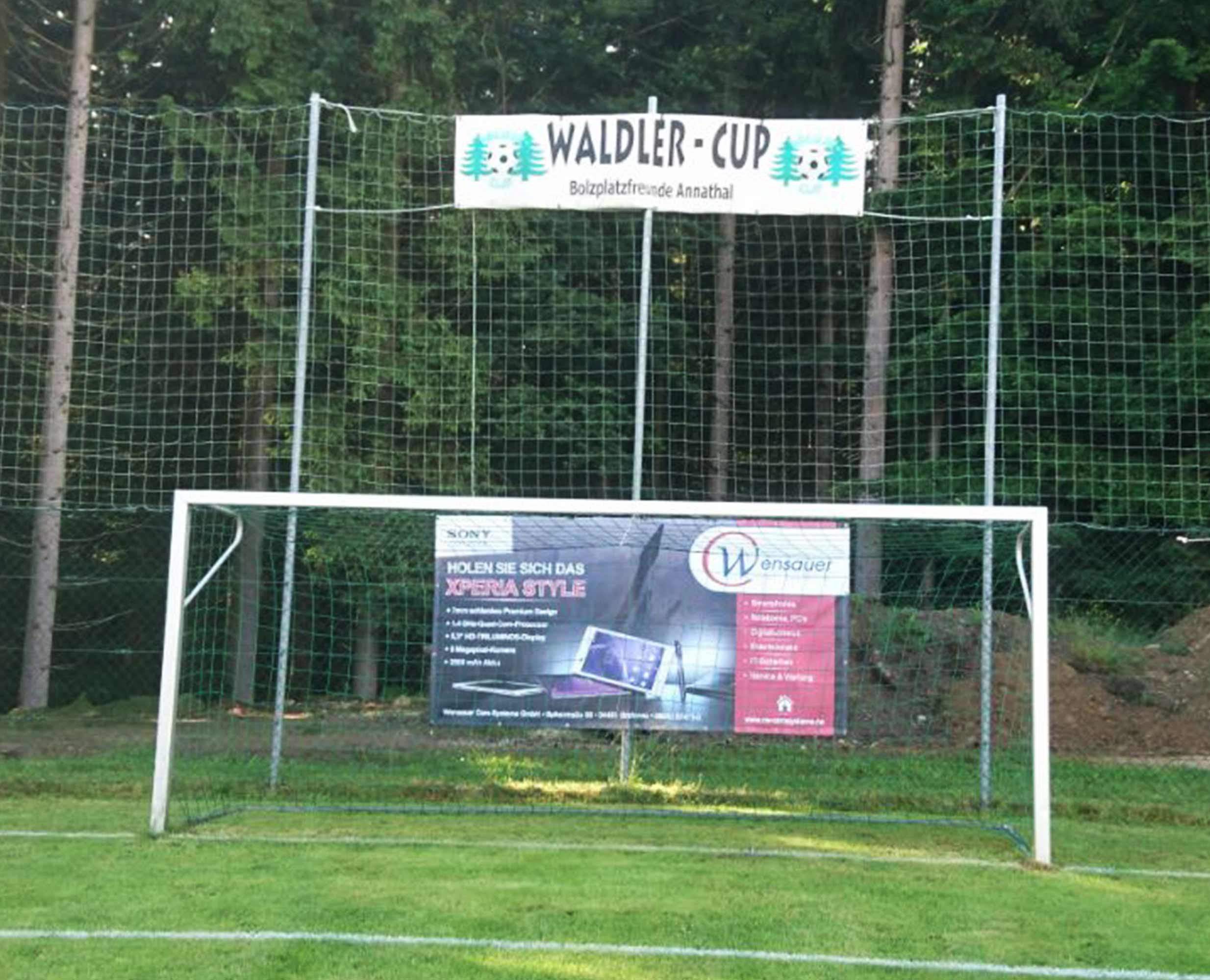Waldler-Cup, Bolzplatzfreunde Annathal - Wensauer Com-Systeme GmbH