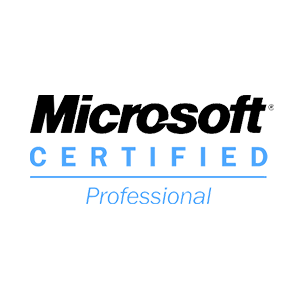 Microsoft Certified Professional | Wensauer Com-Systeme GmbH