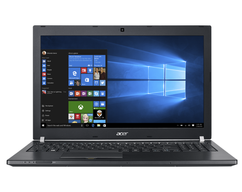 Acer TravelMate P6 Business-Notebook | Wensauer Com-Systeme GmbH