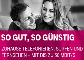 Magenta Zuhause Angebot: Ab 19,95 € mtl. Surfen und Telefonieren | Wensauer Com-Systeme GmbH