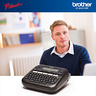 Brother P-touch Beschriftungsgeräte   Wensauer Com-Systeme GmbH