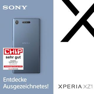 Sony Xperia XZ1 im Test | Wensauer Com-Systeme GmbH