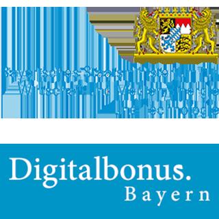 Digitalbonus Bayern - Zuschuss oder Kredit? Hier finden Sie weitere Informationen