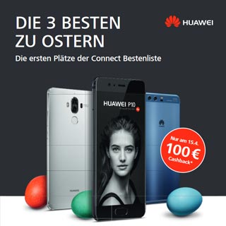 Huawei Osteraktion | Wensauer Com-Systeme GmbH
