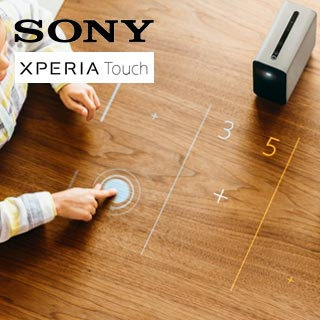 Sony Xperia Touch Pocket Beamer
