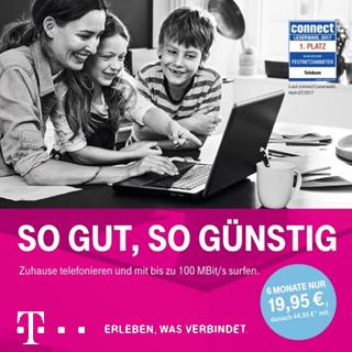 Mit Telekom MagentaZuhause ab 19,95 € mtl. Surfen und Telefonieren ... | Wensauer Com-Systeme GmbH