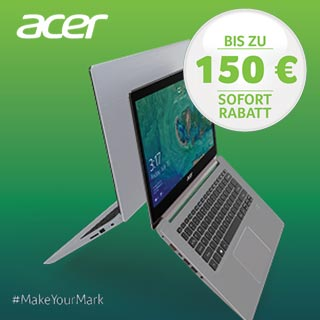 Acer Swift Aktion | Wensauer Com-Systeme GmbH