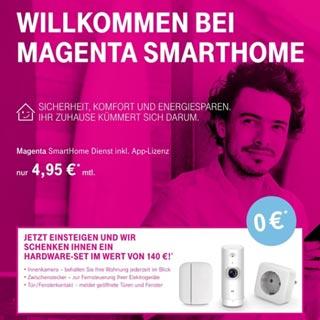 Magenta SmartHome Gerätepaket geschenkt | Wensauer Com-Systeme GmbH
