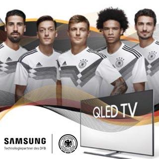 Samsung Technologie-Partner des DFB | Wensauer Com-Systeme GmbH