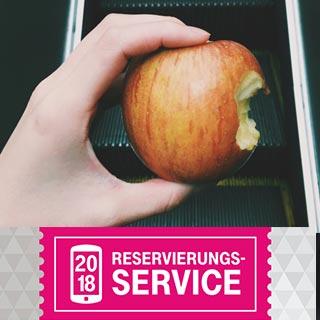 Smartphone Reservierungs-Service | Wensauer Com-Systeme GmbH Grafenau
