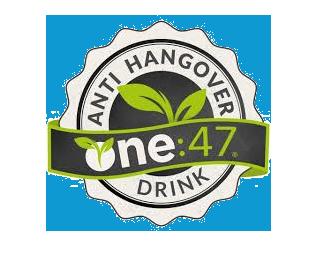 one:47 Anti Hangover Produkte, natürlich bei Kater – Der perfekte Anti Hangover Drink für eine gelungene Jubiläumsparty | Wensauer Com-Systeme GmbH