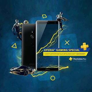 Sony Xperia Gaming Special | Wensauer Com-Systeme GmbH