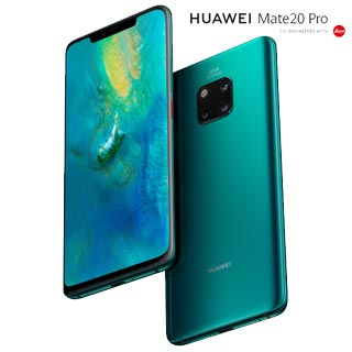 Huawei stellt Mate 20 Pro vor | Wensauer Com-Systeme GmbH