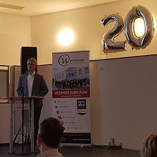 Erfolgreiche Hausmesse 2018 | Wensauer Com-Systeme GmbH