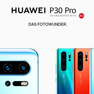 Huawei P30 | Wensauer Com-Systeme GmbH