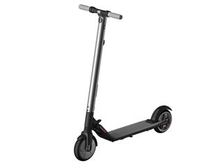 Auf einem E-Scooter Parcours können Sie Ihre Geschicklichkeit beweisen | Hausmesse 2019