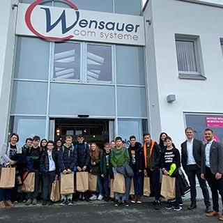 Erfolgreiche Hausmesse 2019 | Wensauer Com-Systeme GmbH