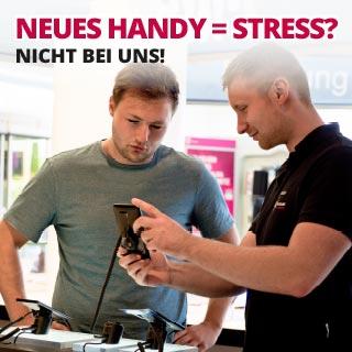 Einrichtungsservice für Smartphones in Grafenau | Wensauer Com-Systeme GmbH