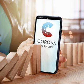 Corona-Warn-App | Wensauer Com-Systeme GmbH