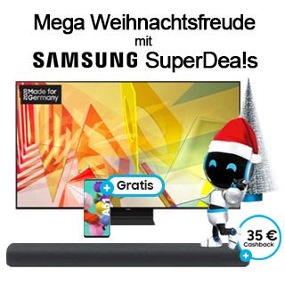 Samsung X-Mas SuperDeals