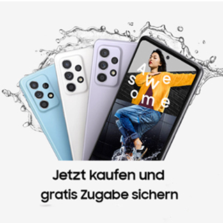 Samsung Galaxy A52 (5G) Aktion