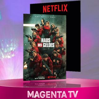 Magenta und Netflix