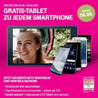 Gratis LTE-Tablet zu jedem Smartphone | Wensauer Com-Systeme GmbH