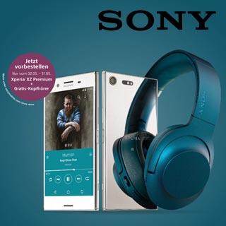 Sony Xperia XZ Premium | Wensauer Com-Systeme GmbH
