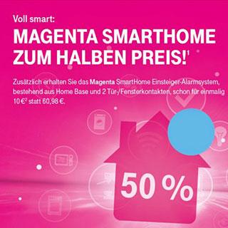 Die smarte Alarmanlage der Telekom zum halben Preis | Wensauer Com-Systeme GmbH