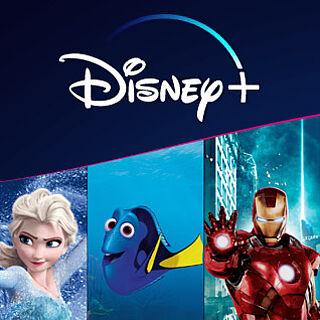 Das Beste von Disney jetzt 6 Monate bei der Telekom gratis