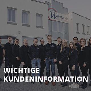 Lockdown | Wensauer Com-Systeme GmbH